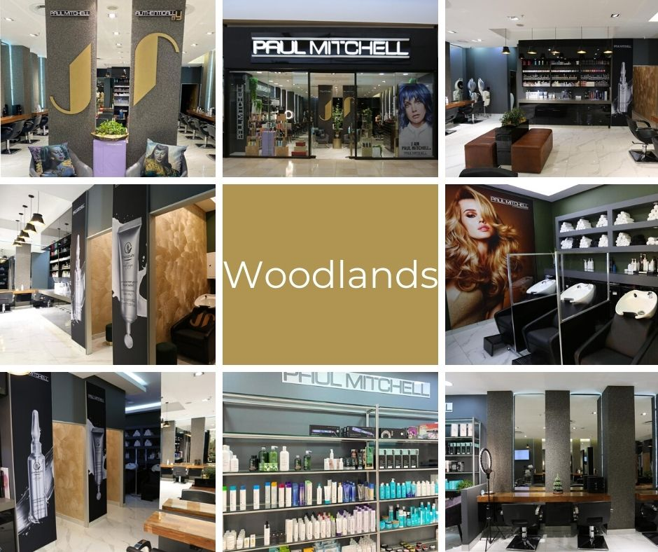 Paul Mitchell The Salon @ Woodlands