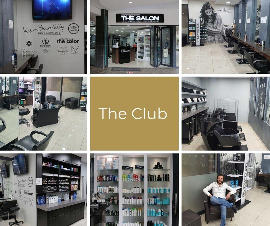 Paul Mitchell The Salon @ The Club